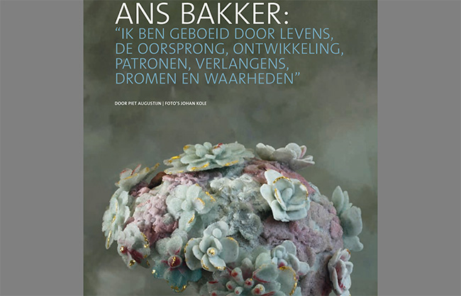 'Glass' No. 1/2018 | Ans Bakker